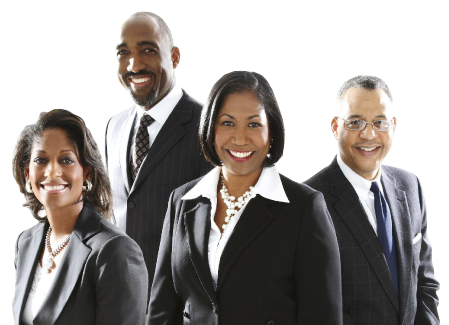 Matchmaking services for black professionals